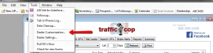 Traffic Cop CRM Add User